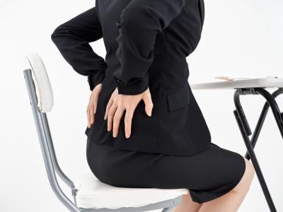 骨盤のゆがみによる腰痛
