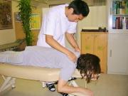 筋・筋膜の調整