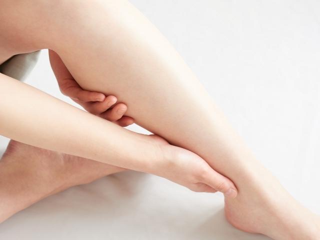 足のむくみのマッサージ