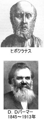 ヒポクラテス D.Dパーマー
